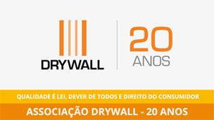 Associação Brasileira do Drywall: 20 anos