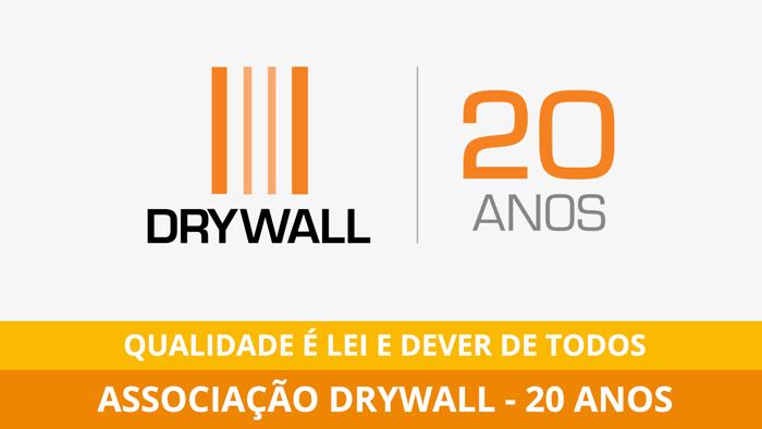 Drywall - 20 anos