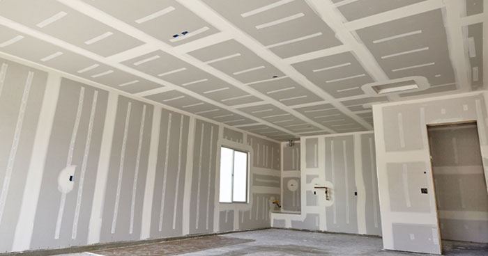 Projeto com drywall pode ter diferentes condições de resistência ao fogo
