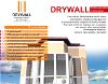 Sistema Drywall: veja os benefícios do sistema