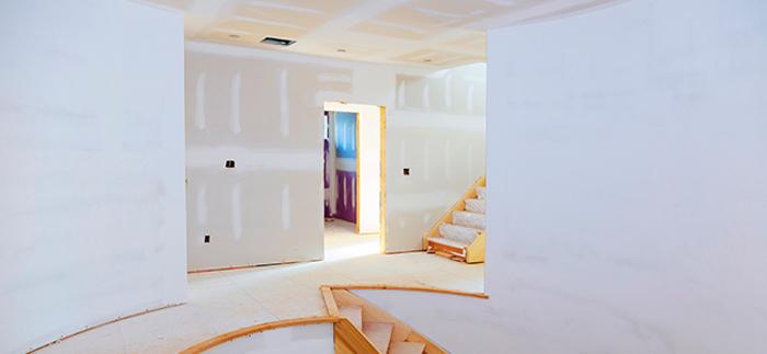 Como executar paredes curvas de drywall? Conheça recomendações