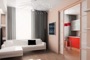 Paredes drywall proporcionam mais espaço aos ambientes da casa