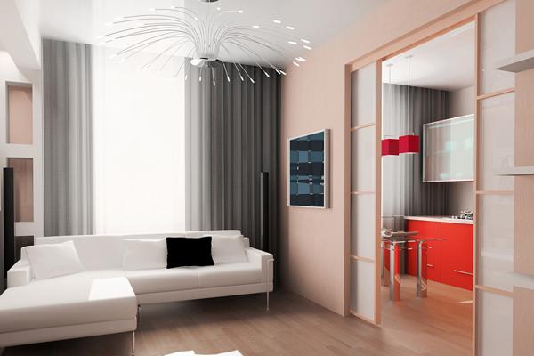 Paredes de drywall trazem mais espaço aos ambientes da casa