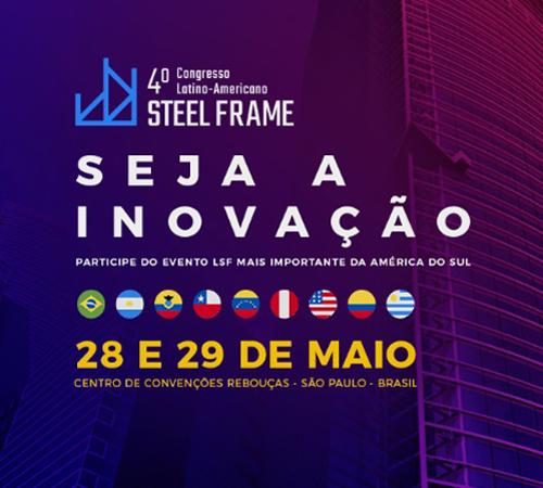 4° Congresso Latino-Americano de Steel Frame
