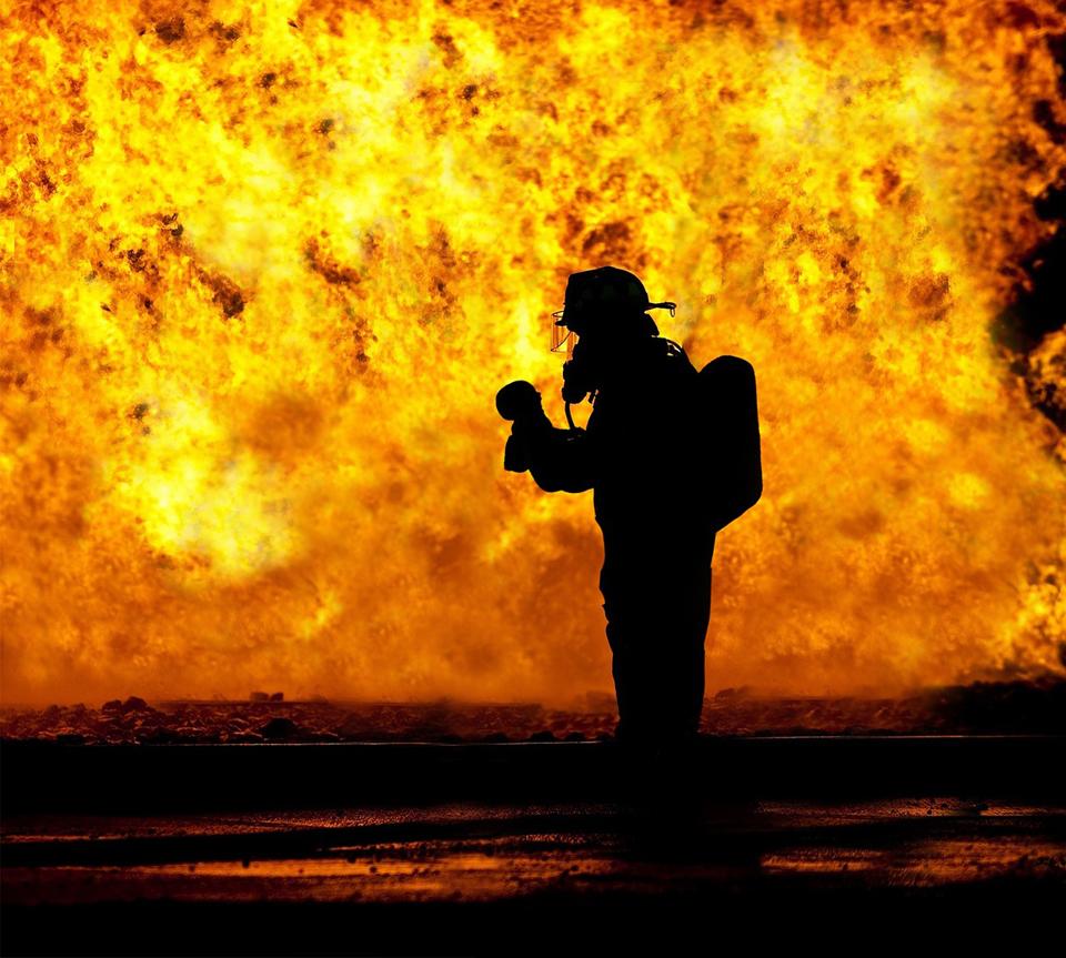 O drywall ganhou popularidade entre os americanos como solução para aumentar a resistência das construções contra o fogo