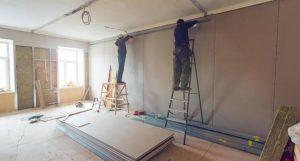 Como garantir isolamento acústico do drywall em projetos residenciais