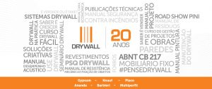 Read more about the article A Associação Brasileira do Drywall completa 20 anos
