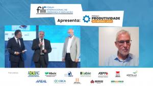 Read more about the article Drywall marca presença no Prêmio Produtividade do Mesmo Lado